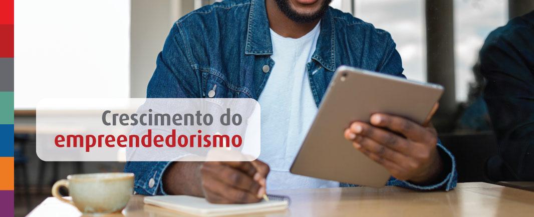 Crescimento do empreendedorismo no Brasil durante a pandemia