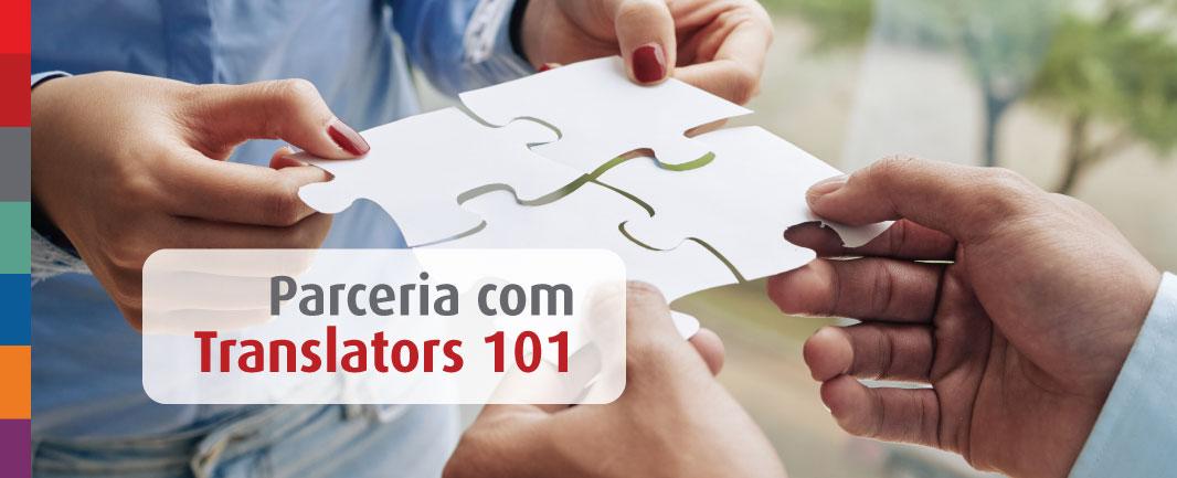 Foto da Notícia Pós São Camilo firma parceria com a Translators 101