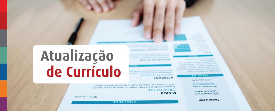 Como atualizar o currículo: dicas com o professor Luiz Eduardo Gasparetto