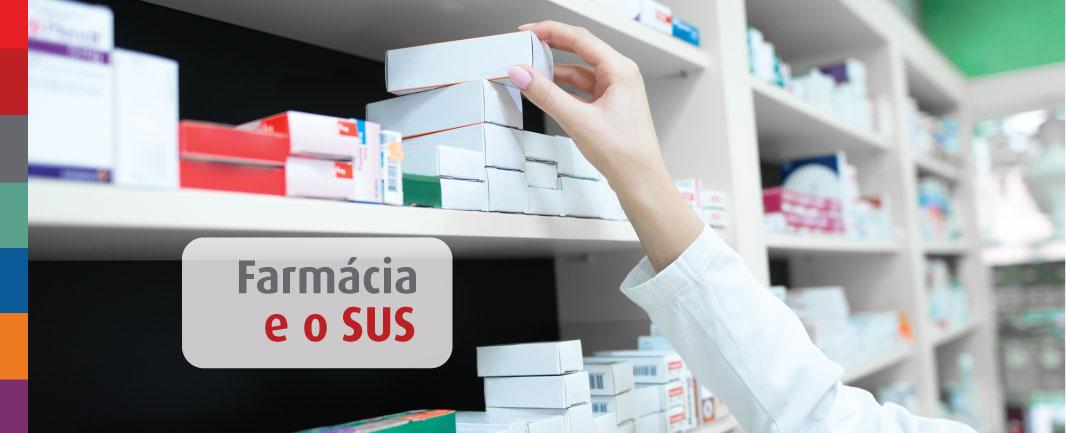 Foto da Notícia A atuação do farmacêutico no sistema público de saúde