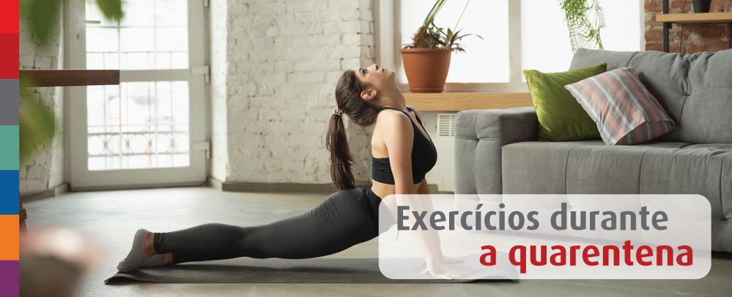 Foto da Notícia Exercícios em período de quarentena: qual a importância da atividade física para grupos especiais?