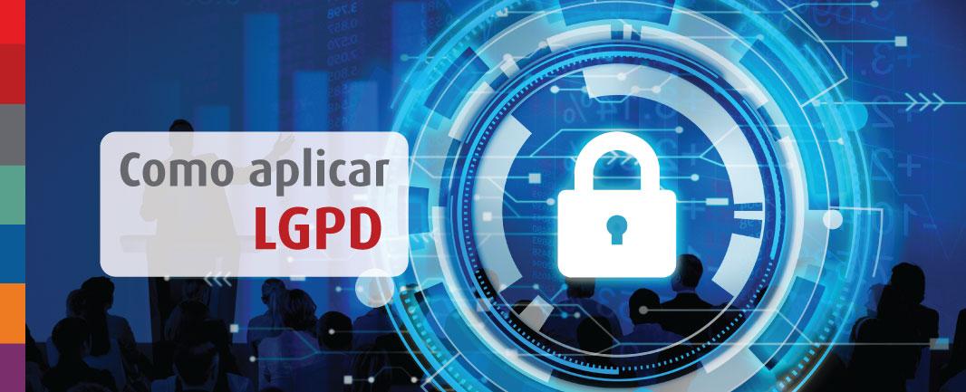 Implementação da lei LGPD nas organizações